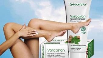 Varicastan: il rimedio naturale contro le vene varicose